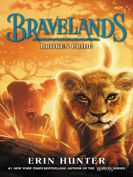 Title details for Bravelands #1 by Erin Hunter - Wait list