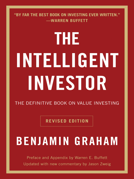 Title details for The Intelligent Investor, Revised Edition by Benjamin Graham - Available