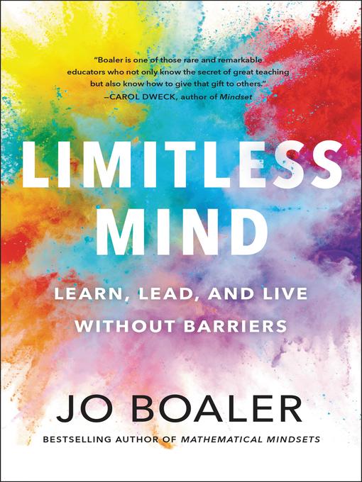 Title details for Limitless Mind by Jo Boaler - Wait list