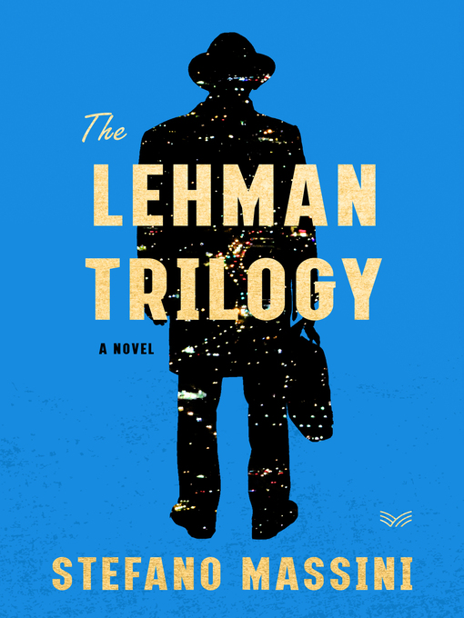 Cover of The Lehman Trilogy