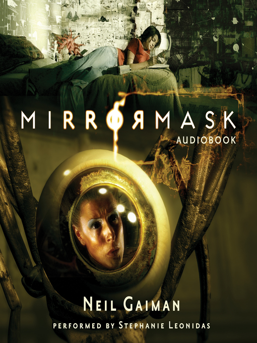Title details for MirrorMask by Neil Gaiman - Available