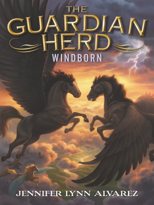 Title details for Windborn by Jennifer Lynn Alvarez - Available