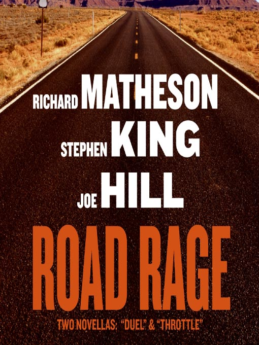 Cover of Road Rage