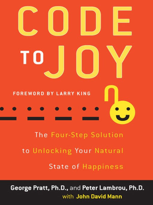 Title details for Code to Joy by George Pratt - Available