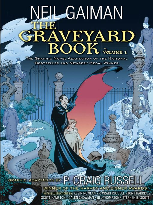 The Graveyard Book Graphic Novel Volume 1