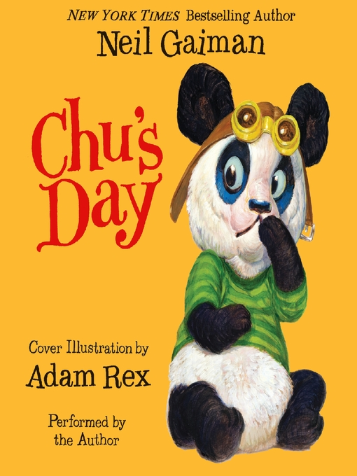 Title details for Chu's Day by Neil Gaiman - Available