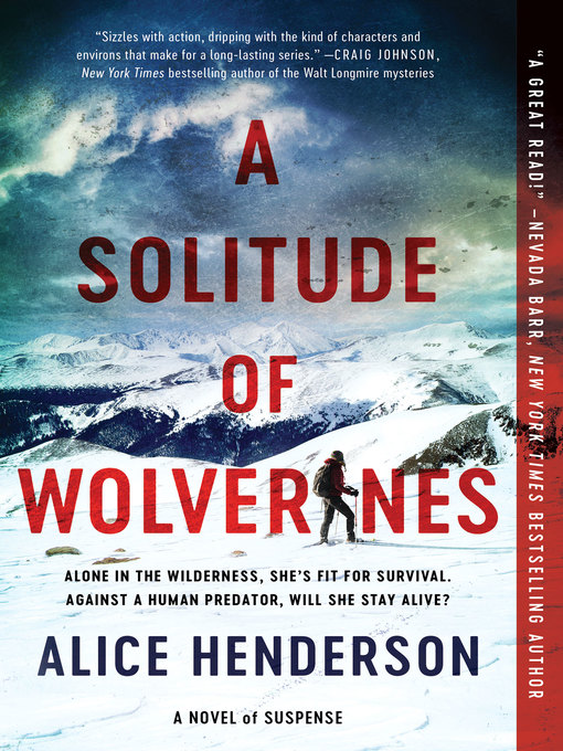 Title details for A Solitude of Wolverines by Alice Henderson - Wait list