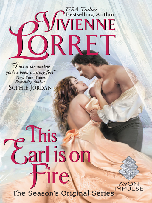 Title details for This Earl Is on Fire by Vivienne Lorret - Wait list