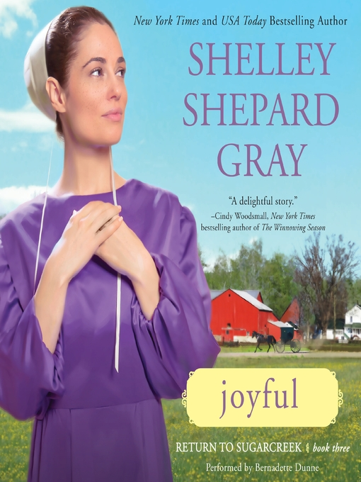 Title details for Joyful by Shelley Shepard Gray - Wait list