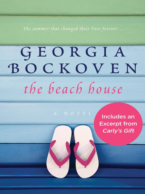 Title details for The Beach House by Georgia Bockoven - Wait list