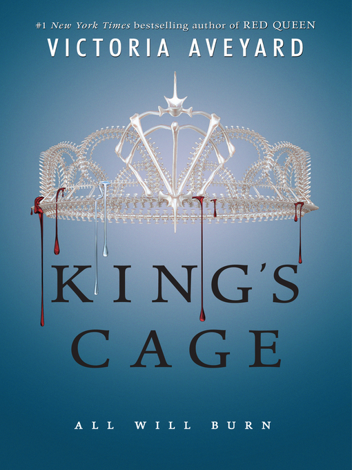 Title details for King's Cage by Victoria Aveyard - Wait list