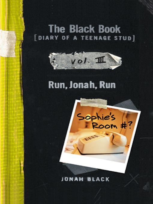 Cover of Run, Jonah, Run
