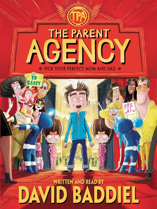 Title details for The Parent Agency by David Baddiel - Available