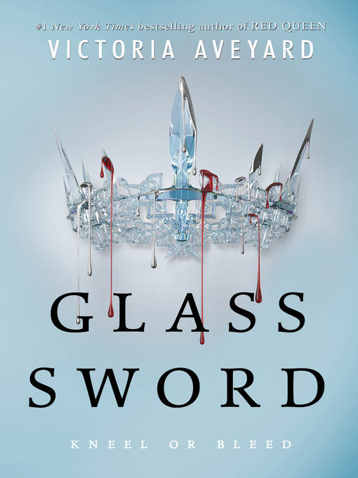 Title details for Glass Sword by Victoria Aveyard - Wait list