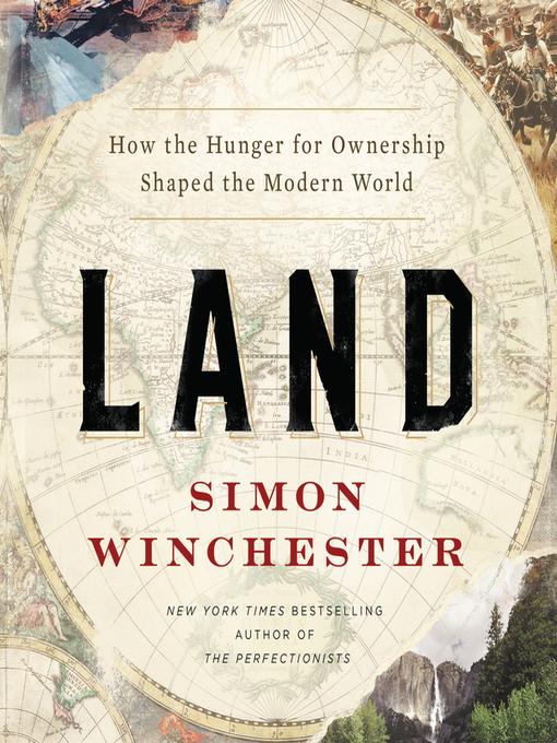 Title details for Land by Simon Winchester - Wait list