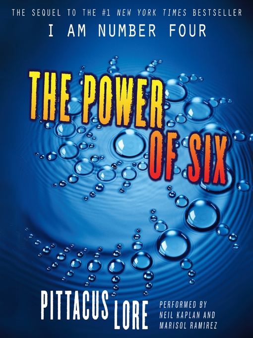 Cover of The Power of Six