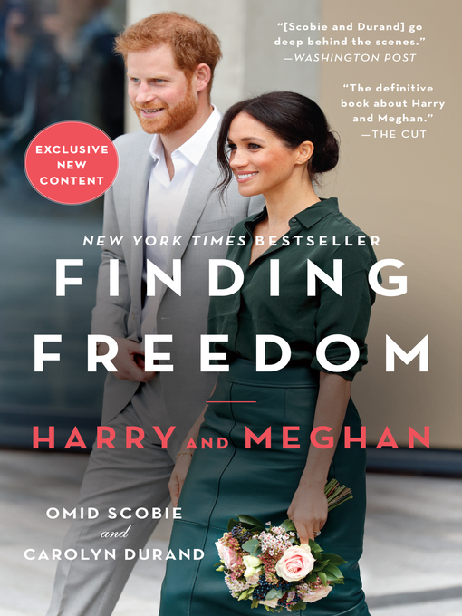 Title details for Finding Freedom by Omid Scobie - Wait list