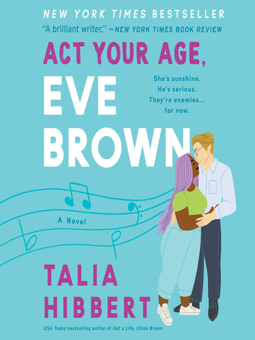 Title details for Act Your Age, Eve Brown by Talia Hibbert - Wait list