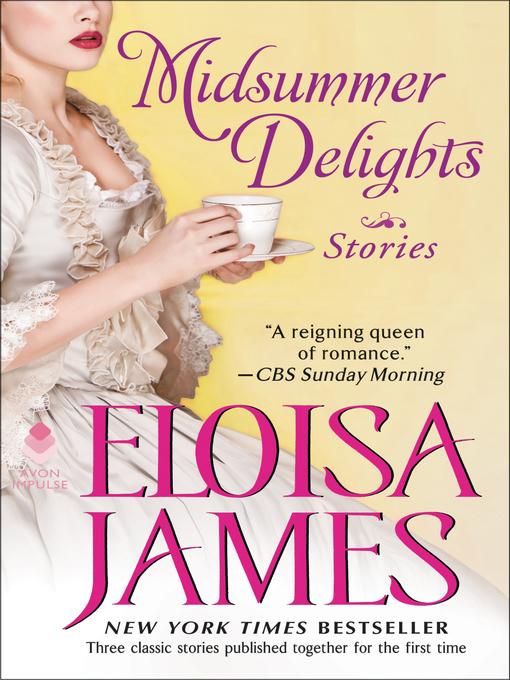 Title details for Midsummer Delights by Eloisa James - Wait list
