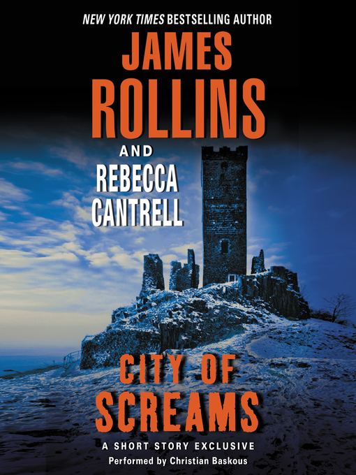 Cover of City of Screams