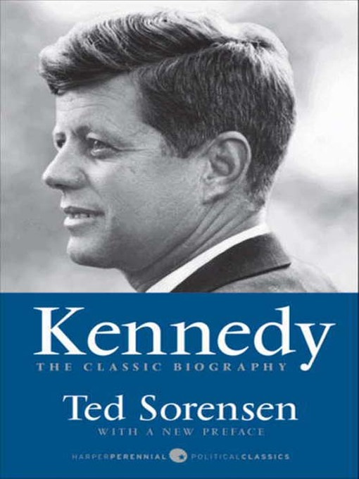 Title details for Kennedy by Ted Sorensen - Available