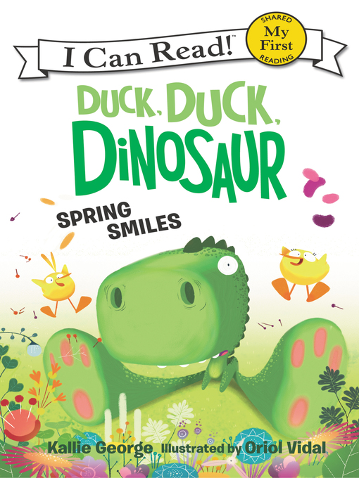Title details for Duck, Duck, Dinosaur by Kallie George - Wait list