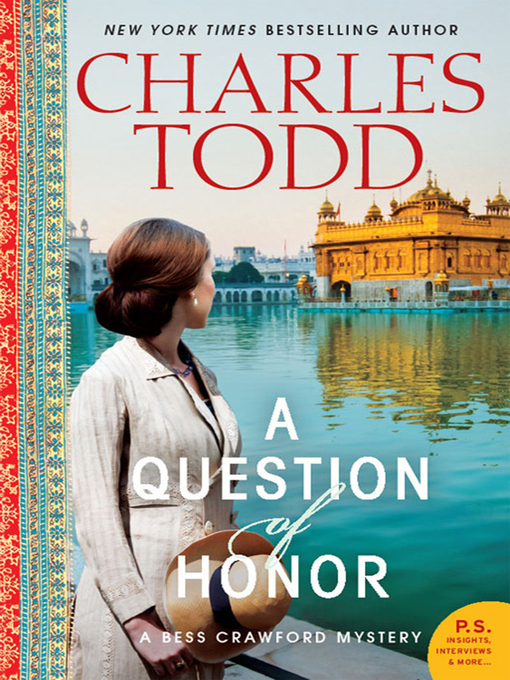 Title details for A Question of Honor by Charles Todd - Available