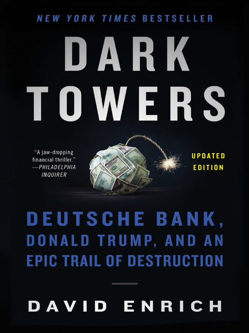 Cover of Dark Towers