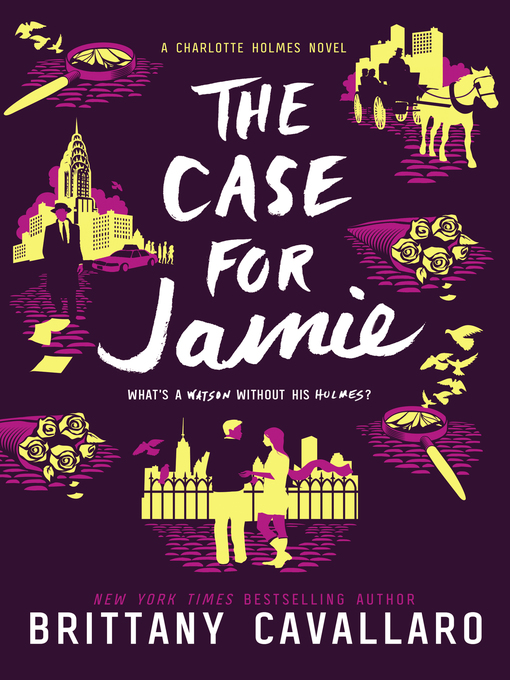 Title details for The Case for Jamie by Brittany Cavallaro - Available