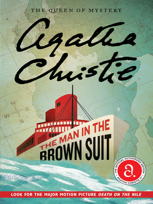 Title details for The Man in the Brown Suit by Agatha Christie - Available