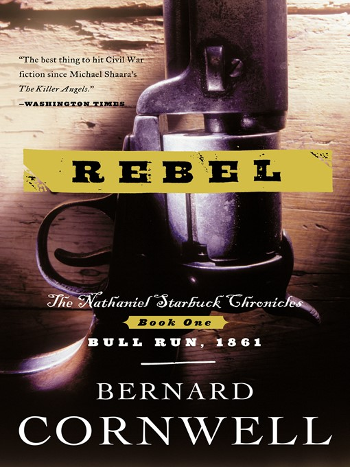 Title details for Rebel by Bernard Cornwell - Wait list