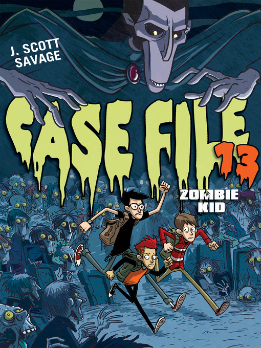 Title details for Zombie Kid by J. Scott Savage - Available