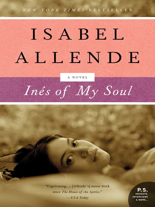 Title details for Ines of My Soul by Isabel Allende - Wait list