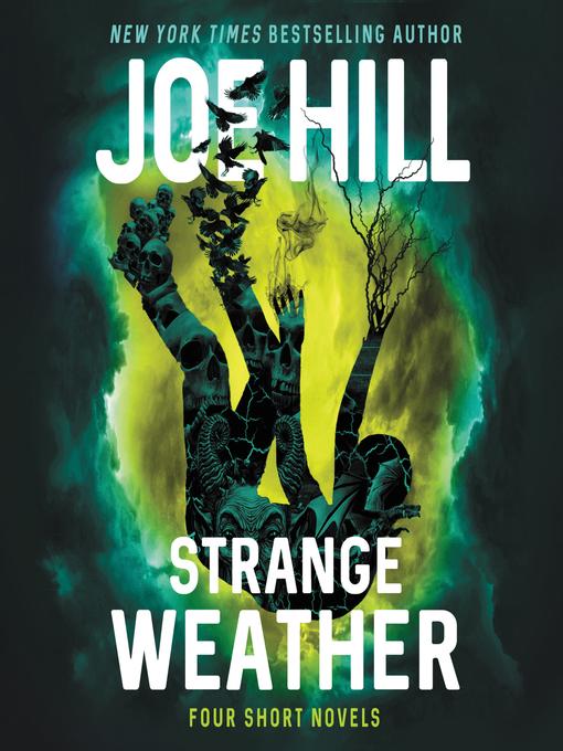 Title details for Strange Weather by Joe Hill - Wait list