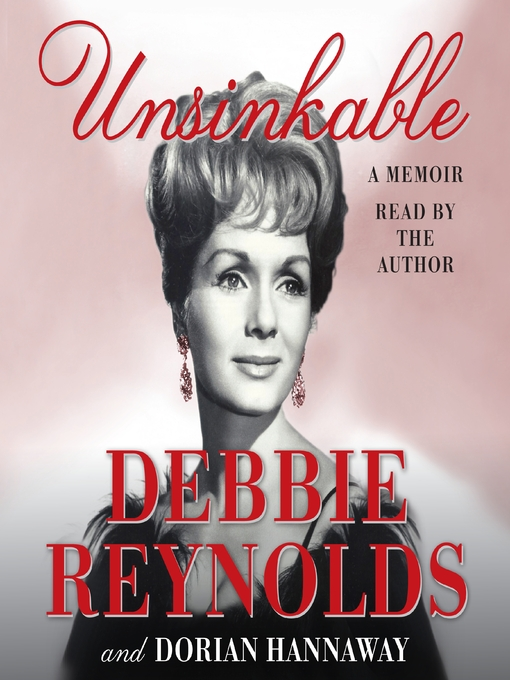 Title details for Unsinkable by Debbie Reynolds - Wait list