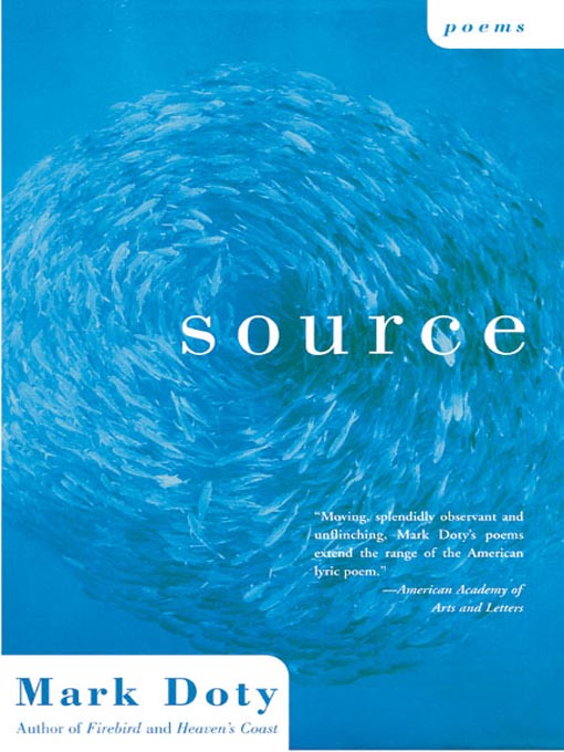 Title details for Source by Mark Doty - Available