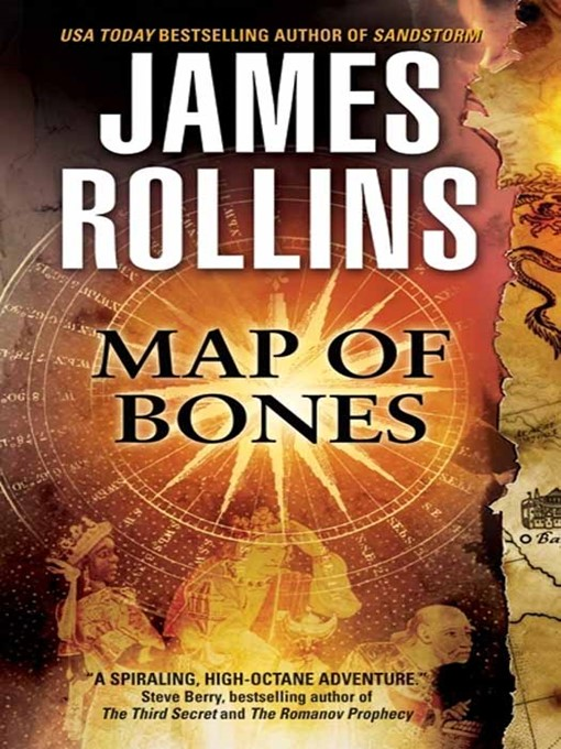 Title details for Map of Bones by James Rollins - Available