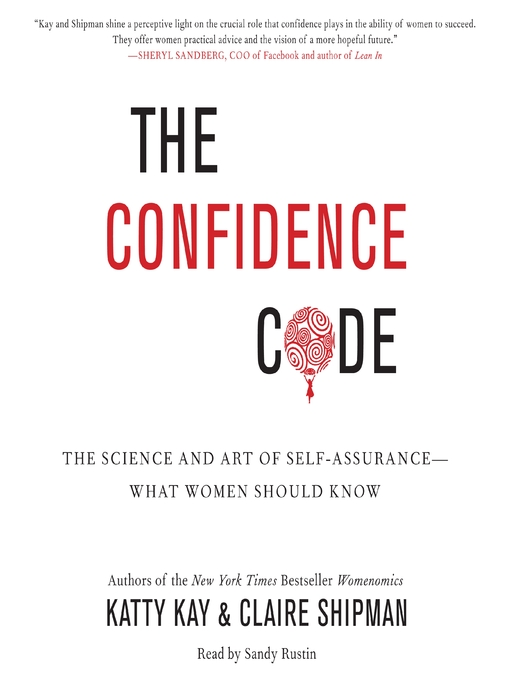 Title details for The Confidence Code by Katty Kay - Wait list