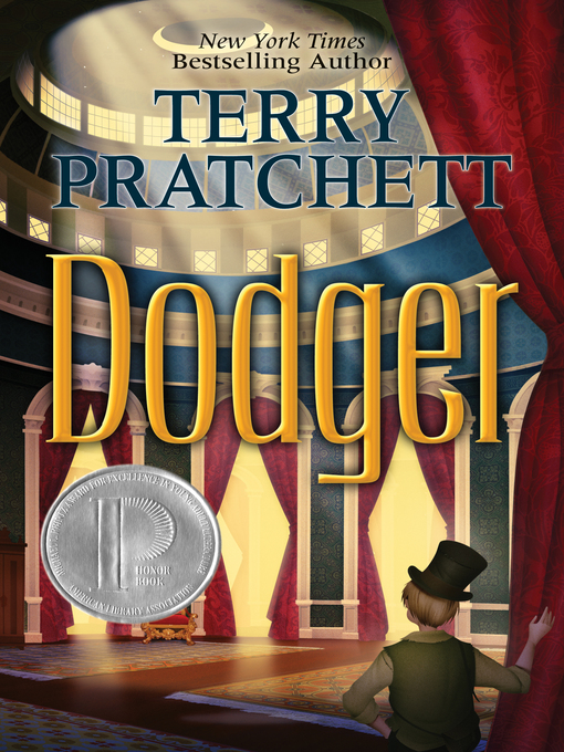 Title details for Dodger by Terry Pratchett - Wait list