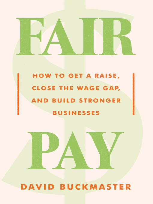 Title details for Fair Pay by David Buckmaster - Available