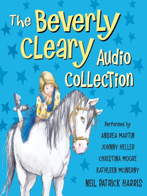 Cover image for The Beverly Cleary Audio Collection