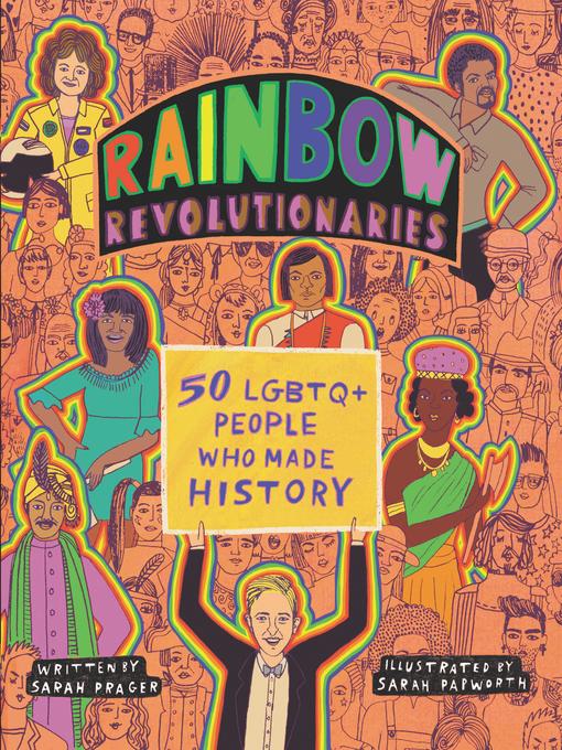 Title details for Rainbow Revolutionaries by Sarah Prager - Wait list