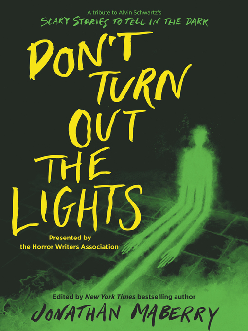 Title details for Don't Turn Out the Lights by Jonathan Maberry - Wait list