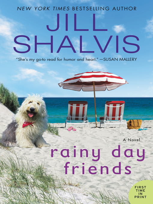 Title details for Rainy Day Friends by Jill Shalvis - Wait list
