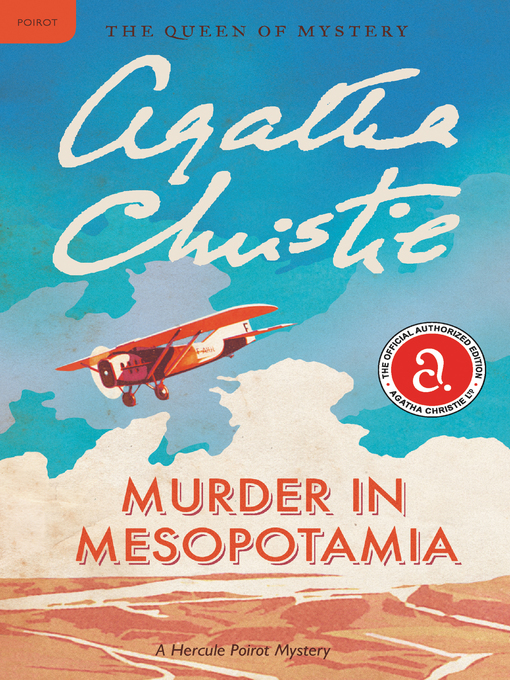 Title details for Murder in Mesopotamia by Agatha Christie - Wait list