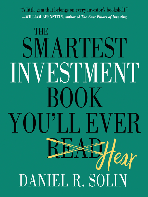 Title details for The Smartest Investment Book You'll Ever Read by Dan Solin - Wait list