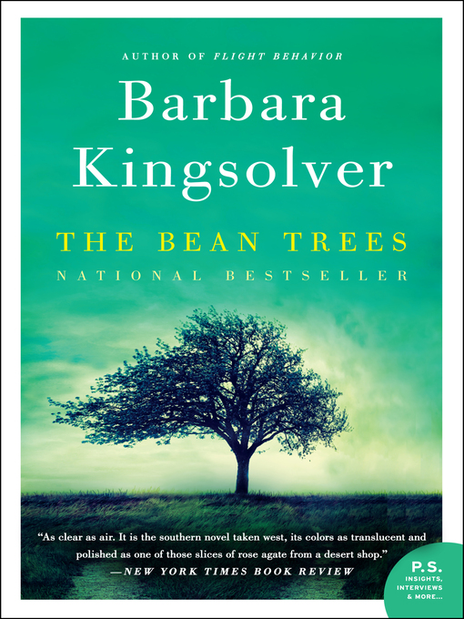 Title details for The Bean Trees by Barbara Kingsolver - Wait list