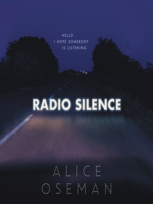 Title details for Radio Silence by Alice Oseman - Wait list