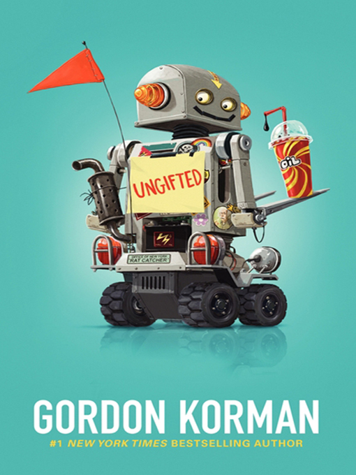 Title details for Ungifted by Gordon Korman - Available