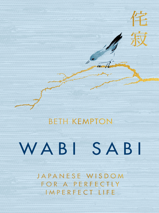 Title details for Wabi Sabi by Beth Kempton - Wait list
